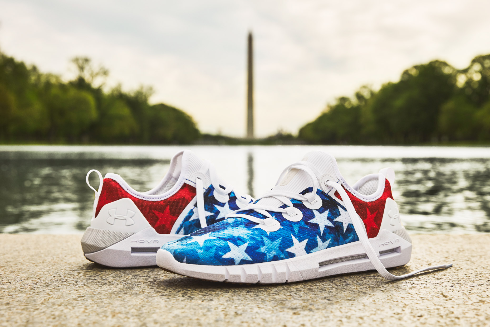 Under Armour Icon Footwear Photography Washington DC